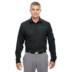 Omnicell Under Armour Men's Ultimate Long Sleeve Buttondown