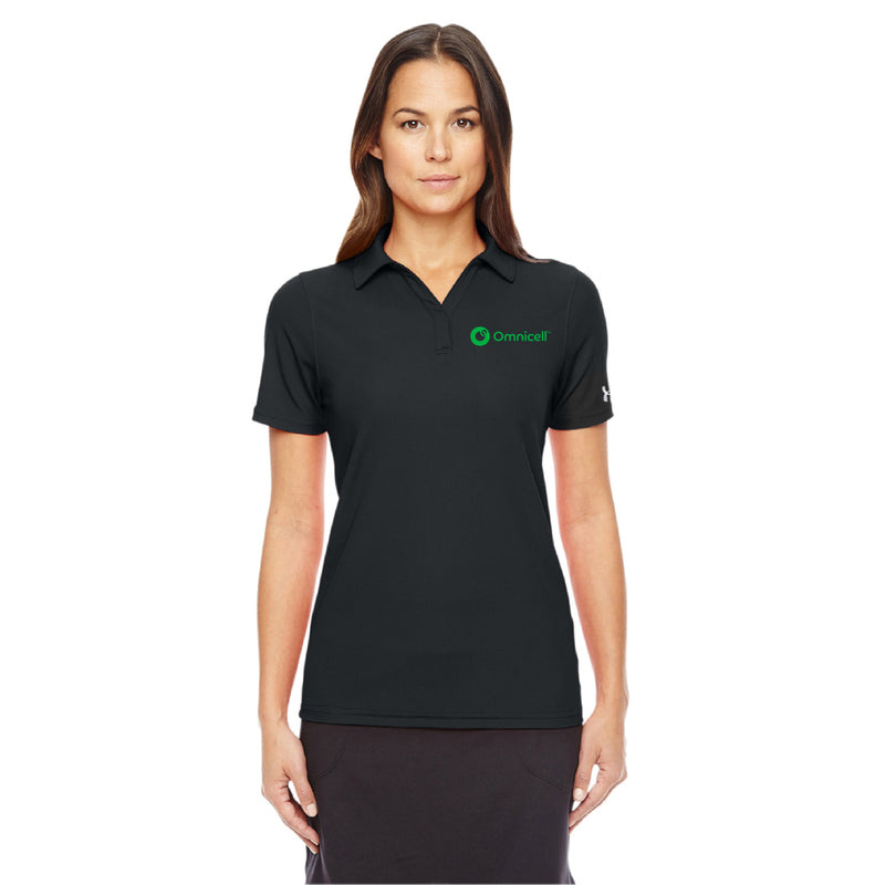 Omnicell Under Armour Ladies' Corp Performance Polo
