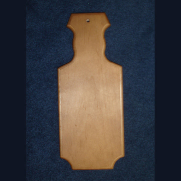 "13"" Paddle, Straight, Stained"