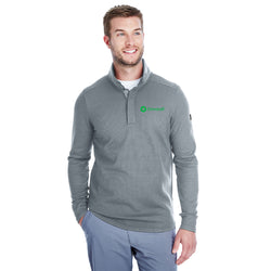 Omnicell Under Armour Men's Corporate Quarter Snap Up Sweater Fleece