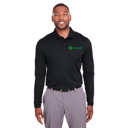 Omnicell Under Armour Mens Corporate Long-Sleeve Performance Polo