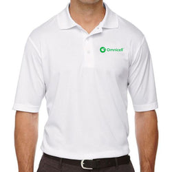 Omnicell Men's Tall Performance Polo
