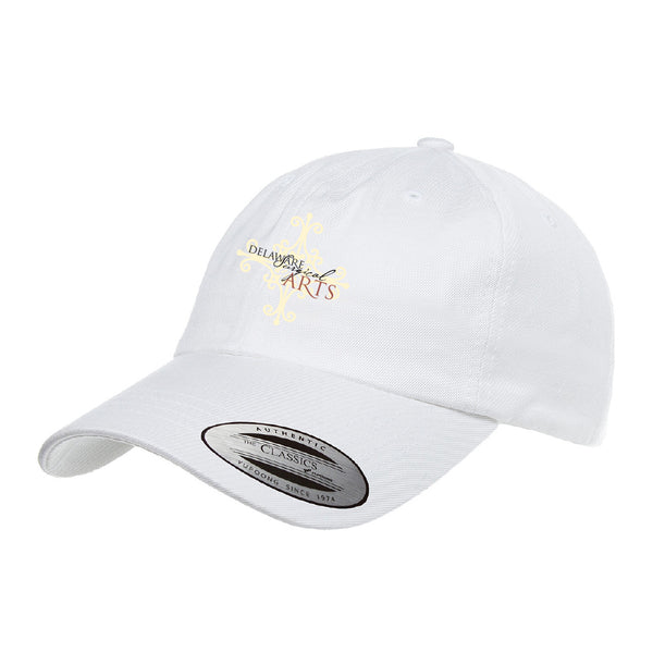 Delaware Surgical Arts Yupoong Adult Low-Profile Cotton Twill Dad Cap
