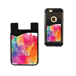 Water Color Phone Sleeve