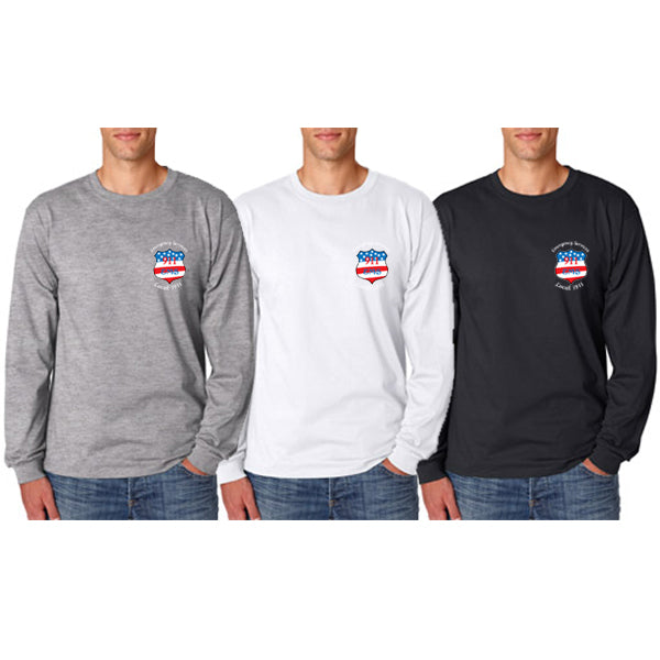 Local 3911 Long Sleeve Tee
