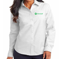 Omnicell Ladies Oxford Shirt