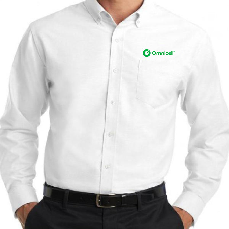 Omnicell Tall Oxford Shirt