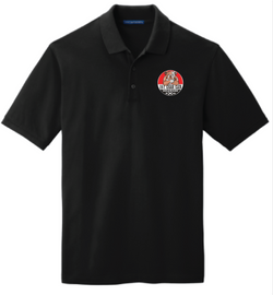 Cigar Club Polo with Logo Only- K8000