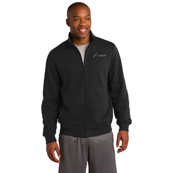 Premier Spa & Laser Center Sport-Tek 1/4-Zip Sweatshirt with Premier Logo Only