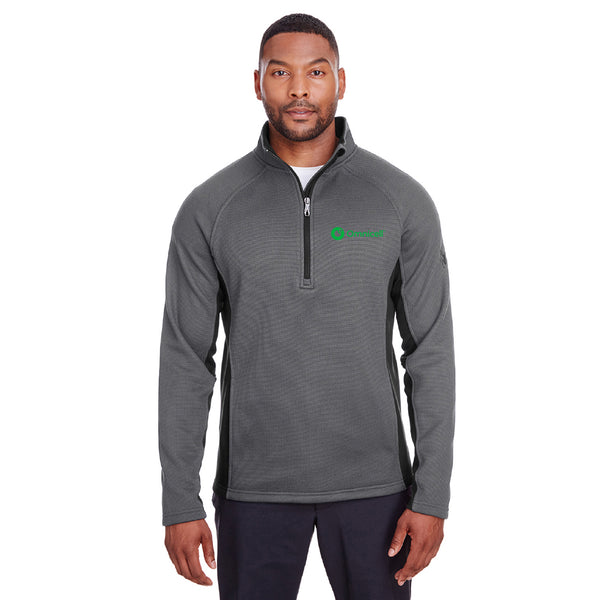 Omnicell Spyder Men's Constant Half-Zip Sweater
