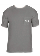 Comfort Color Short Sleeve Pocket Tee