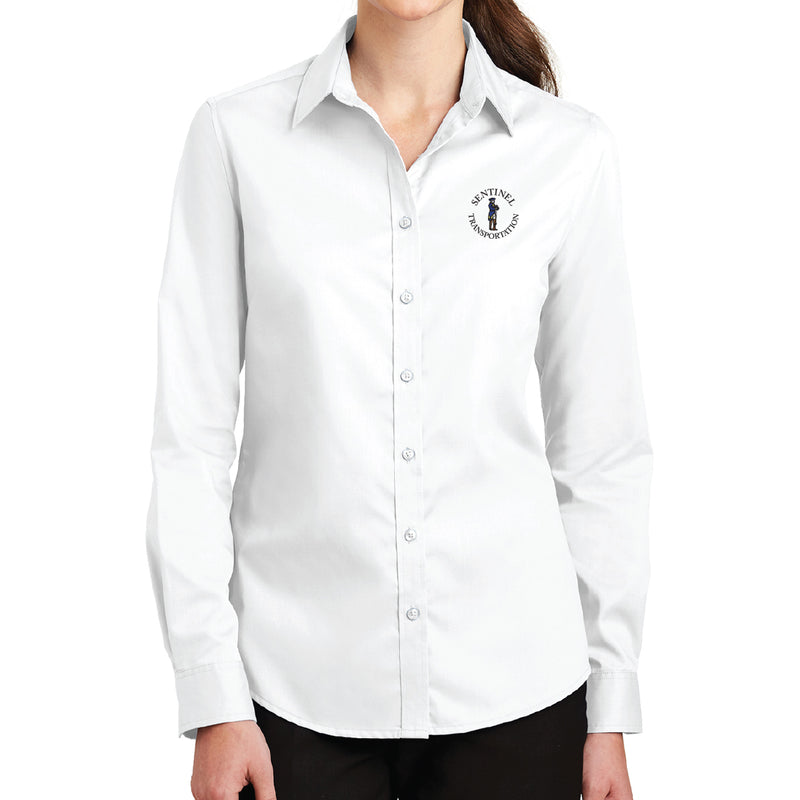 Sentinel Port Authority Ladies SuperPro Twill Shirt