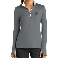 Sentinel Nike Ladies Dri-Fit Stretch 1/2-Zip Cover-Up