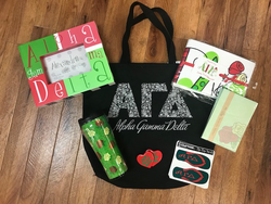 Bargain Bag- Alpha Gamma Delta 1