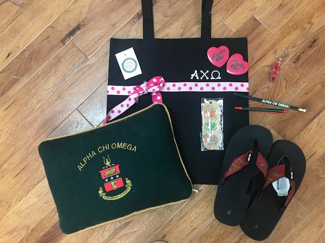 Bargain Bag- Alpha Chi Omega 1
