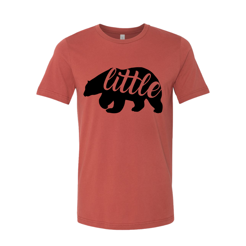 Big Little Bear Tee