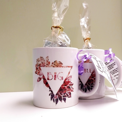 Big Little Cake Mix Gift Mugs