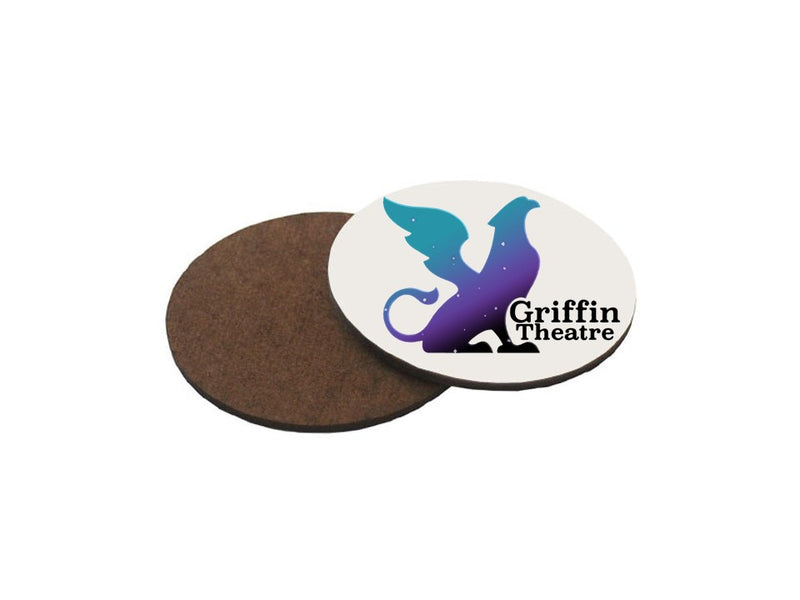 Griffin Theatre Coaster