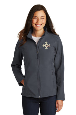Delaware Surgical Arts Port Authority Ladies Core Soft Shell Jacket with Logo Only