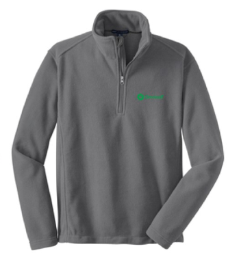 Omnicell Value Fleece 1/4-Zip Pullover