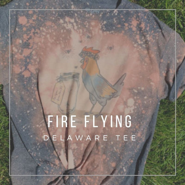 Fire Flying Hen Tee