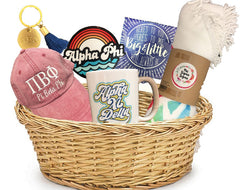 "Big/Little Baskets (Pre Order) 12"" Round"