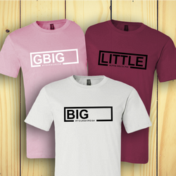 Big Little Framed Tee