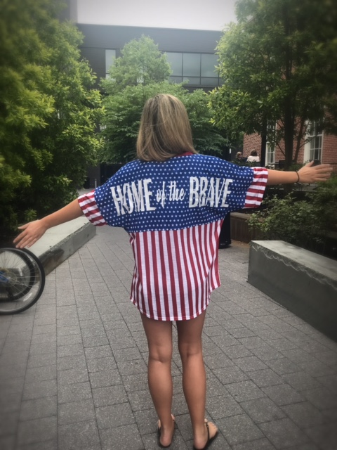 Home of the Brave Shirt