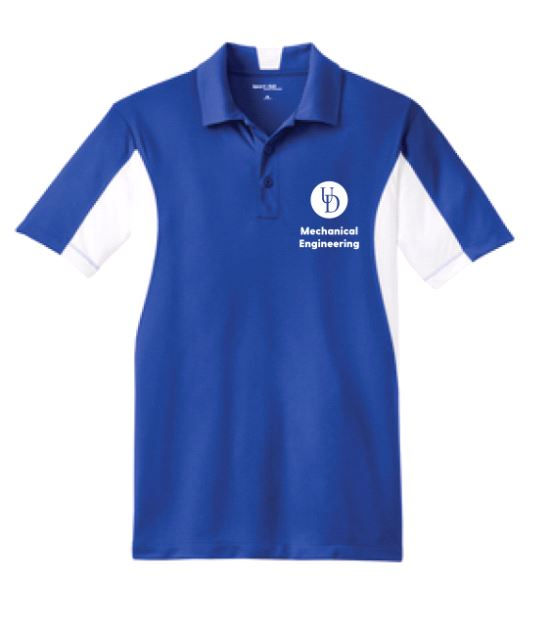 MECHANICAL ENGINEERING MENS POLO (GRADUATE STUDENTS)