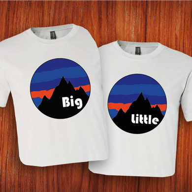 Big Little Round Patagonia Tee