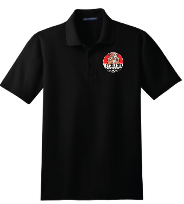 Cigar Club Polo with Logo Only- K510