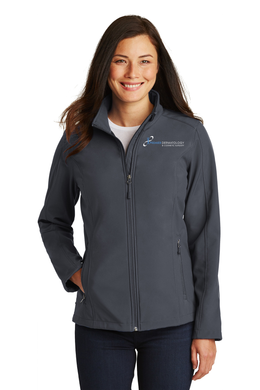 Premier Dermatology Port Authority Ladies Core Soft Shell Jacket with Premier Logo Only