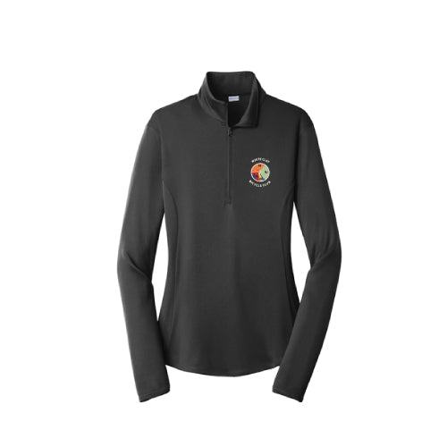 WCBC Ladies 1/4 Zip