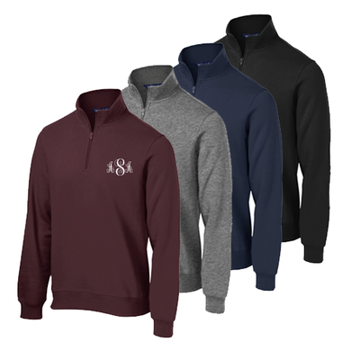 1/4 Zip Sweatshirt