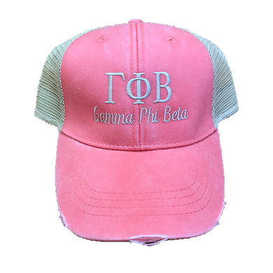 Sorority Trucker Caps