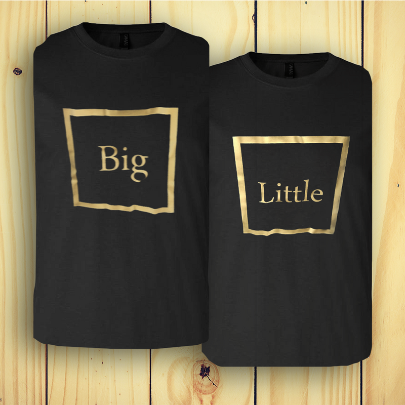 Big Little Square Tee