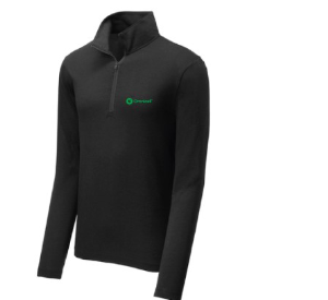 Omnicell PosiCharge ® Tri-Blend Wicking 1/4-Zip Pullover