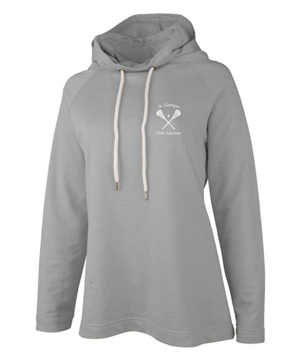 St. Georges Girls' Lacrosse Women's Hood & Cowl Tunic 5051