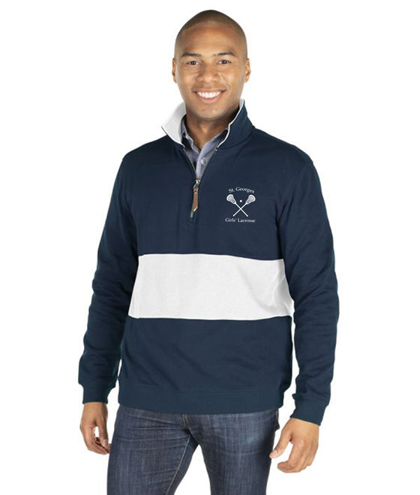 St. Georges Girls' Lacrosse Quad Pullover 9018