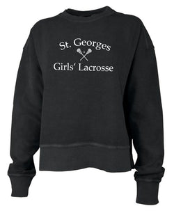 St. Georges Girls' Lacrosse Camden Crew Crop 9031