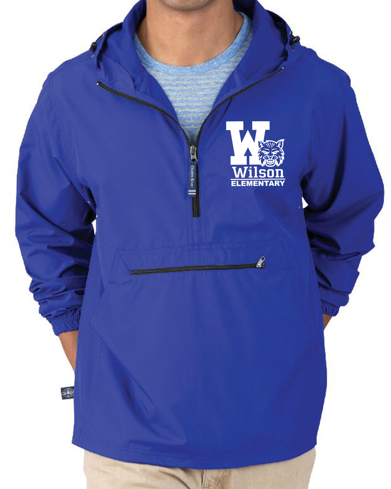 Wilson Elementary Pack-N-Go Pullover 9904 (Adult/Youth)