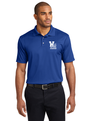 Wilson Elementary Fine Jacquard Polo (Adult & Ladies) K528