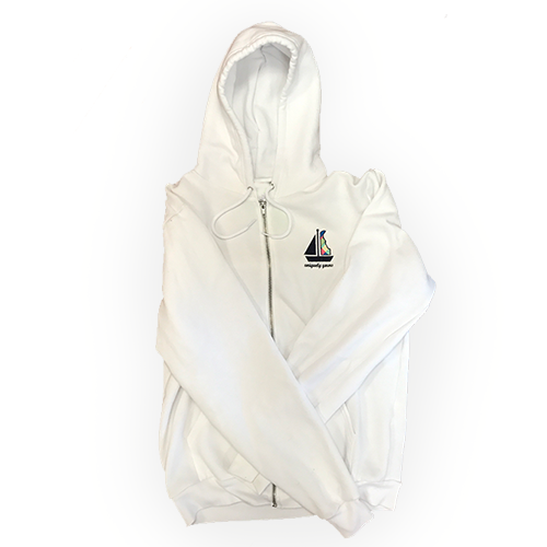 Uniquely Yours Zip-Up Hoodie