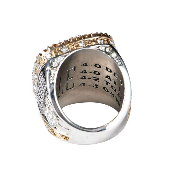Royale bague unisexe en Alliage de zinc