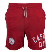 Muhammad Ali - Cassius Clay 5th St. Mens Gym Shorts