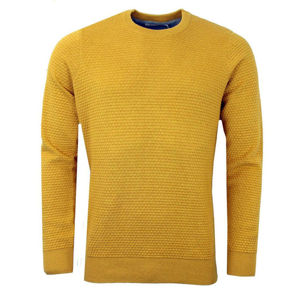 Ben Sherman - Optical Mens Crewneck Sweater