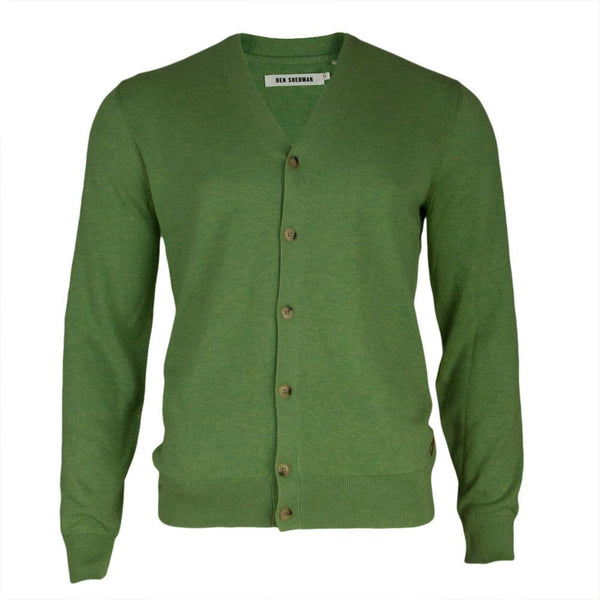 Ben Sherman - The Classic Mens Cardigan Sweater