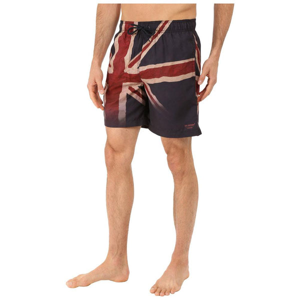 Ben Sherman - Union Jack Fade Mens Swim Shorts