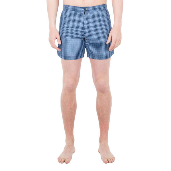Ben Sherman - Retro Geo Mens Swim Shorts