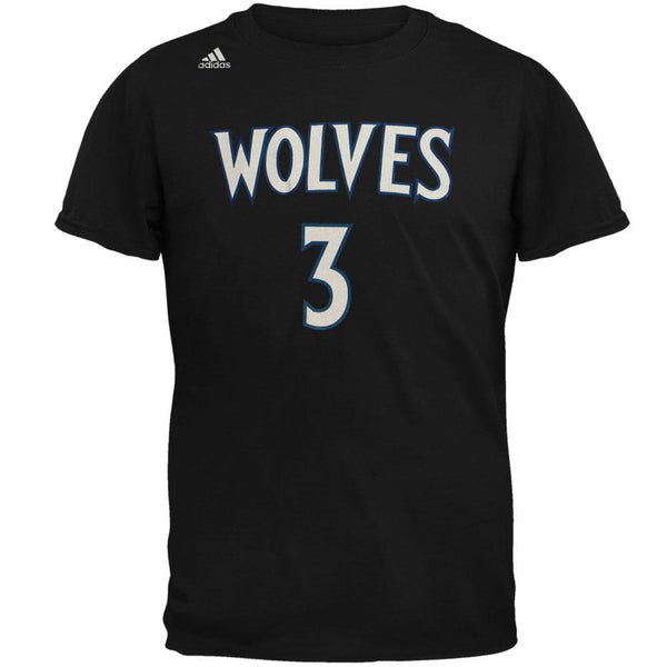 Minnesota Timberwolves - Kris Dunn Name And Number Alternate Road Mens T Shirt